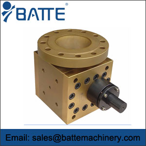 ZB-K gear pump for reactor
