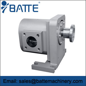 Chemical metering gear pumps