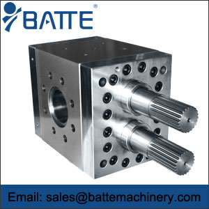 high-speed gear pump
