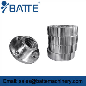 gear pump flange