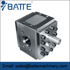 rubber gear pump