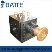 How to maintain the extrusion gear pump?