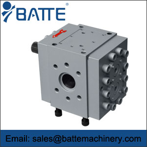 gear pump for rubber