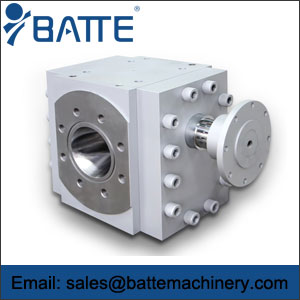CE series extrusion melt pump